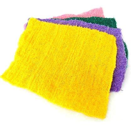 Fibra para lavar trastes